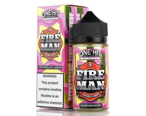One Hit Wonder - Fire Man (100ml)