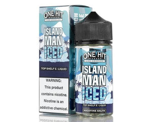 One Hit Wonder - Island Man ICED (100ml)