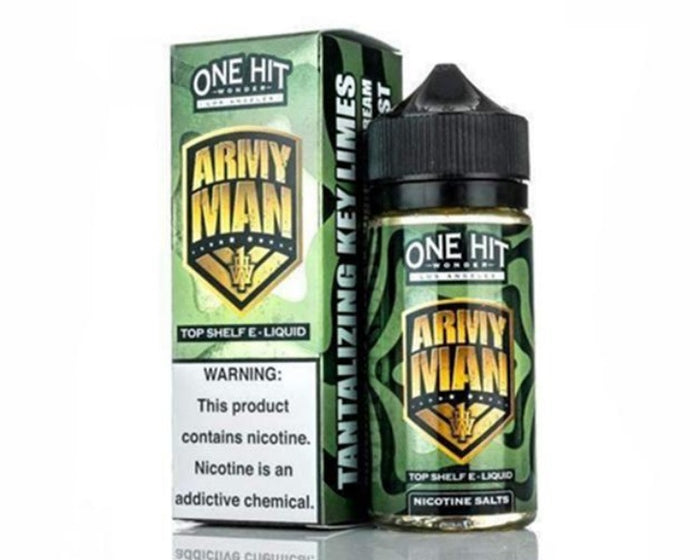 One Hit Wonder - Army Man (100mL)