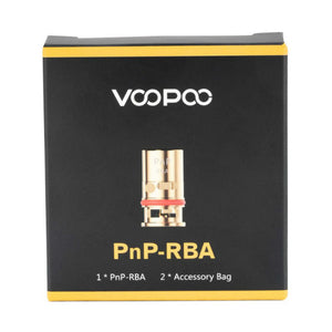 VOOPOO PnP Replacement Coils - RBA
