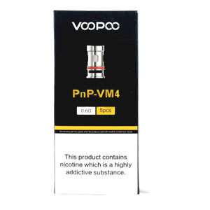 VOOPOO PnP Replacement Coils - VM4