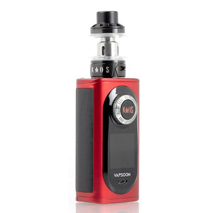 Sigelei KAOS VAPSOON 208W Kit - Red