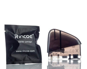 Rincoe Ceto Replacement Pod Cartridges