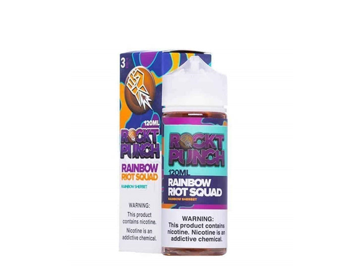 Rockt Punch - Rainbow Riot Squad (120mL)