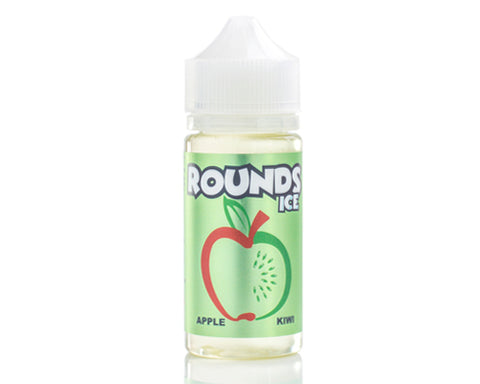 Rounds - Apple Kiwi Ice (100ml)