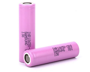 Samsung 30Q INR 18650 3000mAh Batteries