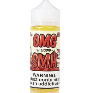 OMG - SMH Strawberry Kiwi (120ml)