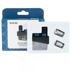 SMOK Trinity Alpha Replacement Pods & Coils