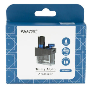 SMOK Trinity Alpha Replacement Pod  & Coils