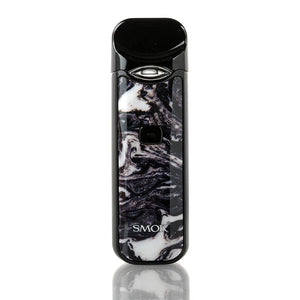 SMOK Nord All In One Pod Starter Kit - Black/White resin