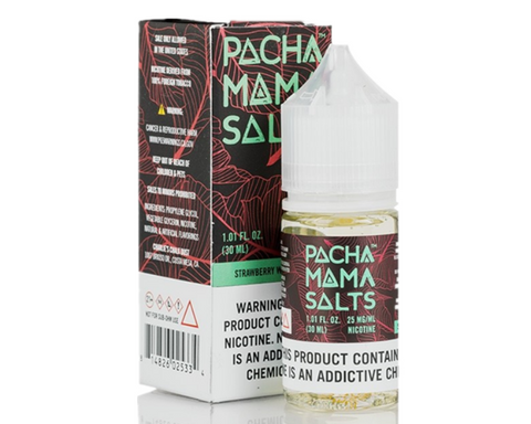 achamama Salt - Strawberry Watermelon (30ml)