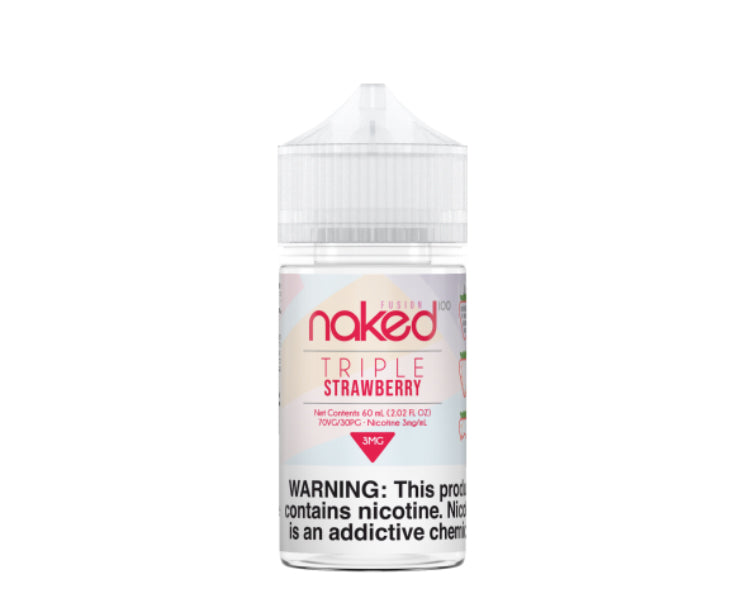 Naked 100 - Triple Strawberry