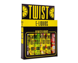 Lemon Twist / Melon Twist / Fruit Twist Variety Pack (6 x 30mL)