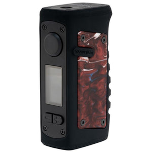 Vandy Vape Jackaroo 100W Mod - RESIN Red Pomegranite