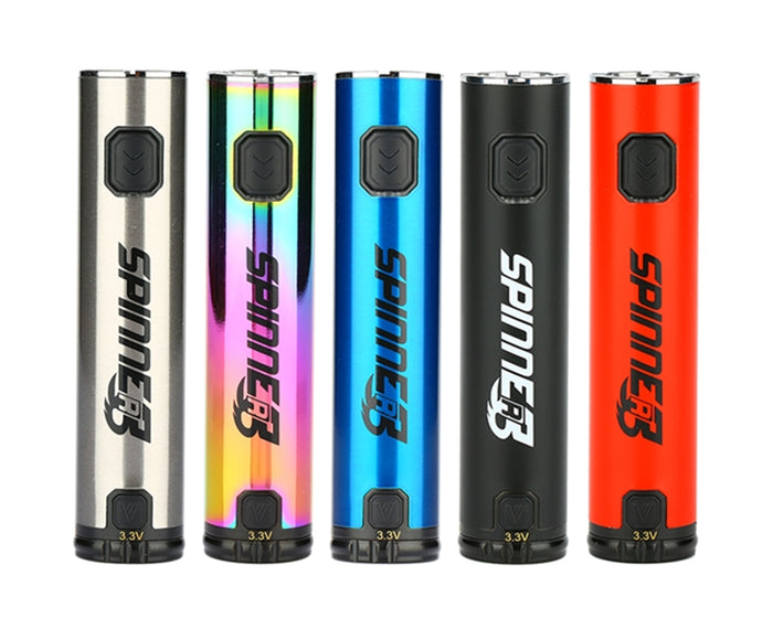 Vision Spinner III (VS3) Variable Voltage Battery - 1500mAh