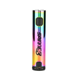 Vision Spinner III (VS3) Variable Voltage Battery - Rainbow
