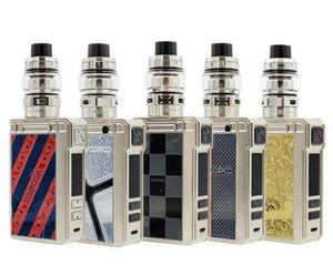 VooPoo ALPHA Zip 180W Starter Kit