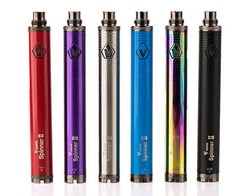 Vision Spinner II (VS2) Variable Voltage Battery - 1650mAh