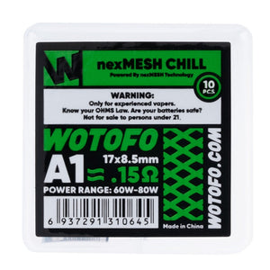 Wotofo nexMESH Coils - Chill