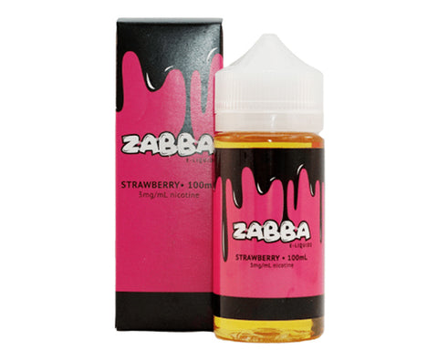 Zabba - Strawberry (100ml)