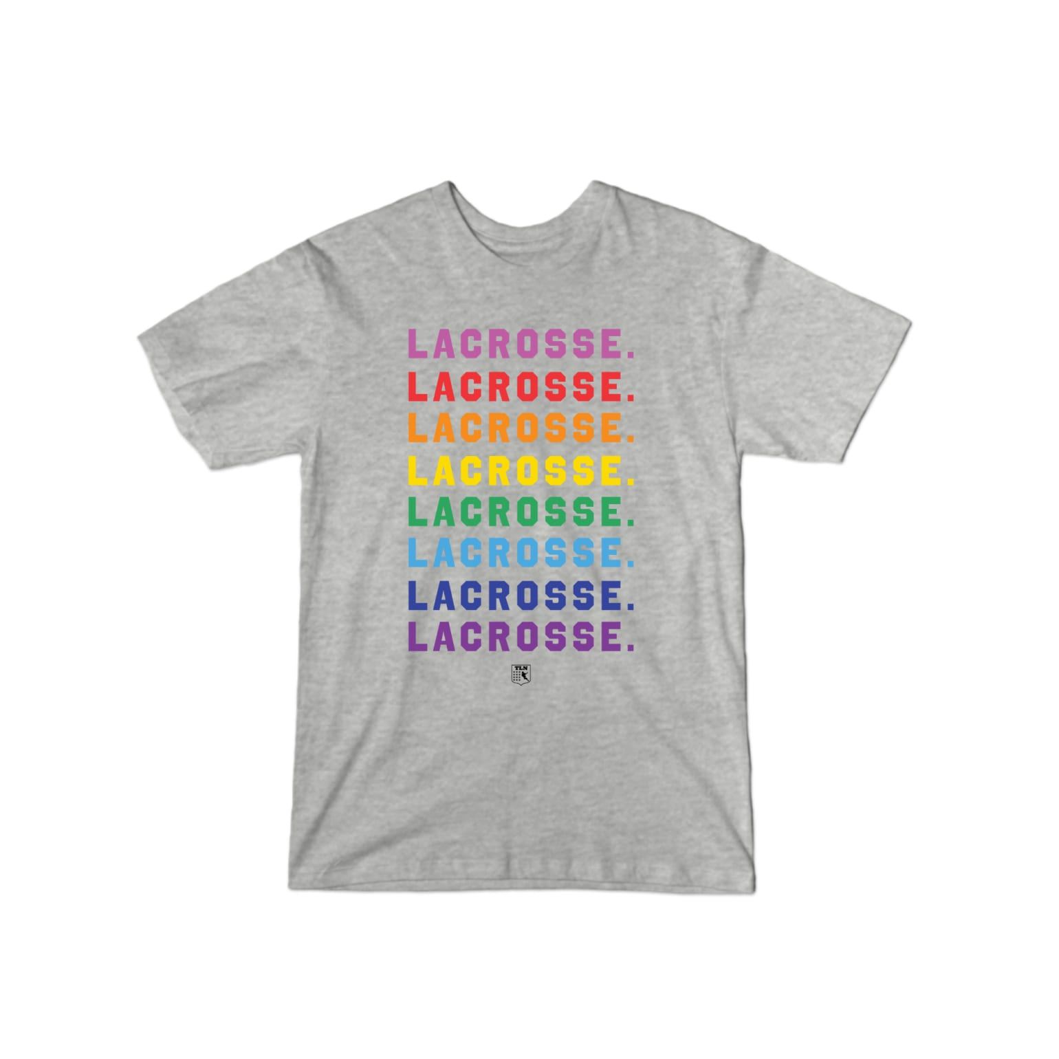 TLN Pride Stacked T-Shirt
