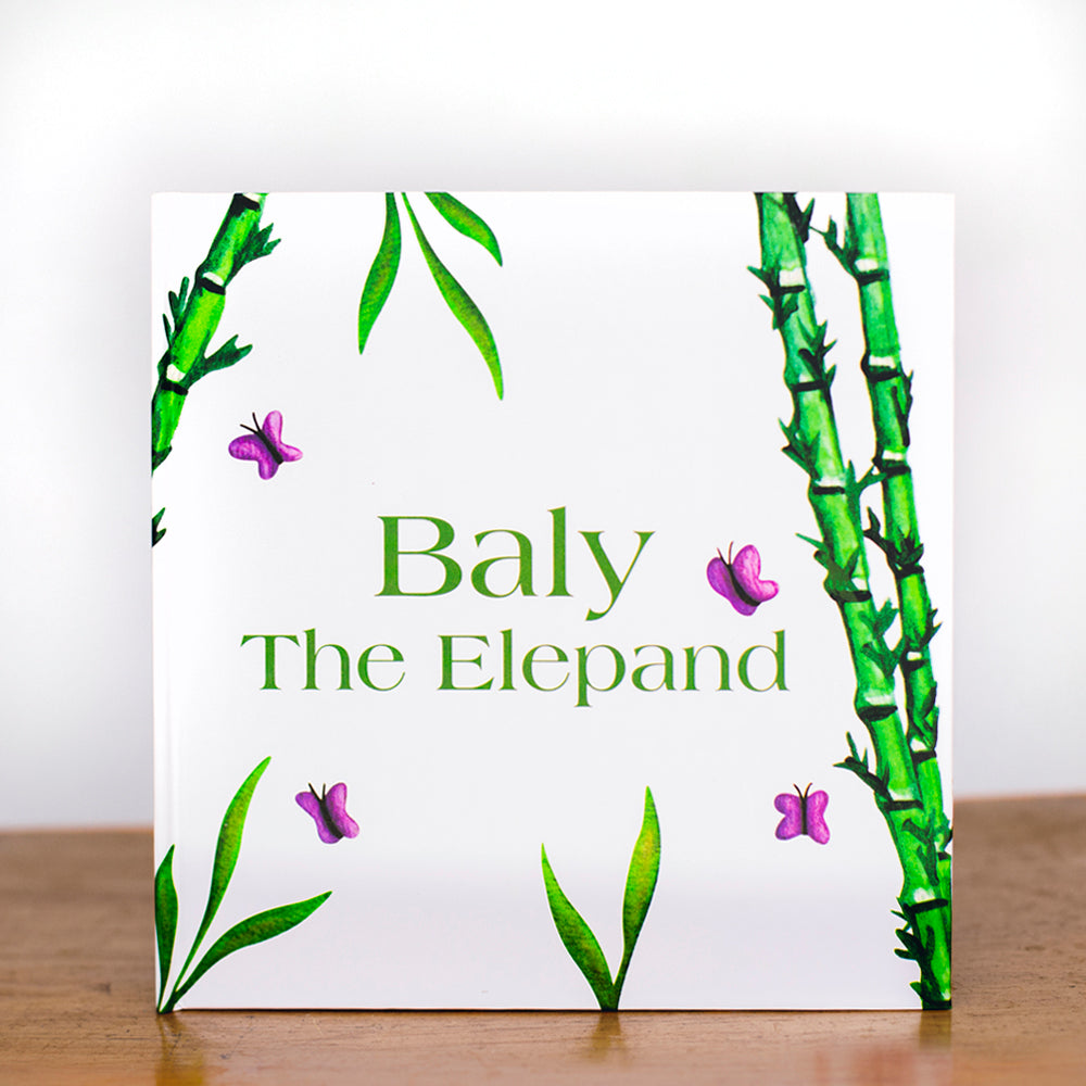 Cuento Ilustrado: Baly the Elepand