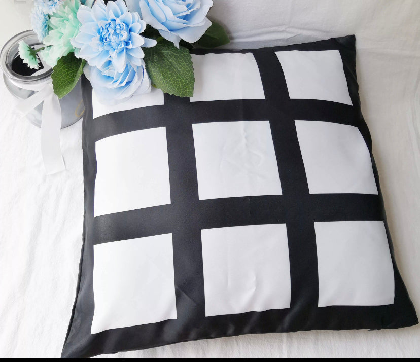 9 panel pillow case