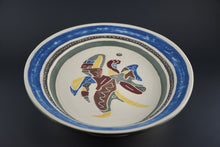 Load image into Gallery viewer, AS-01 Ceramic decorative Oval Plate - Assiette Façonnée décorative porcelaine