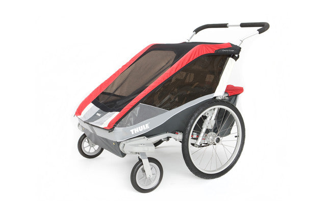 REMORQUE THULE COUGAR 2 RED