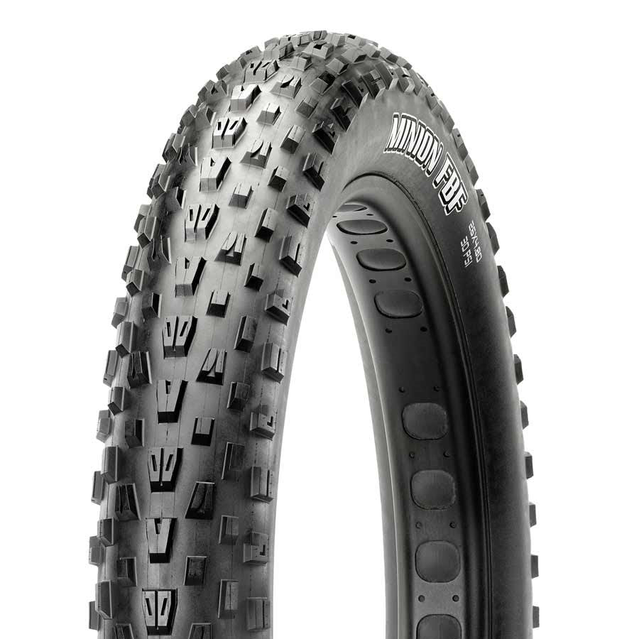 Pneu Maxxis Minion FBF 26X4.80 EXO Tubeless Ready - MAXXIS - Pieces de velo/Pneus/Fat bike - 210000009089