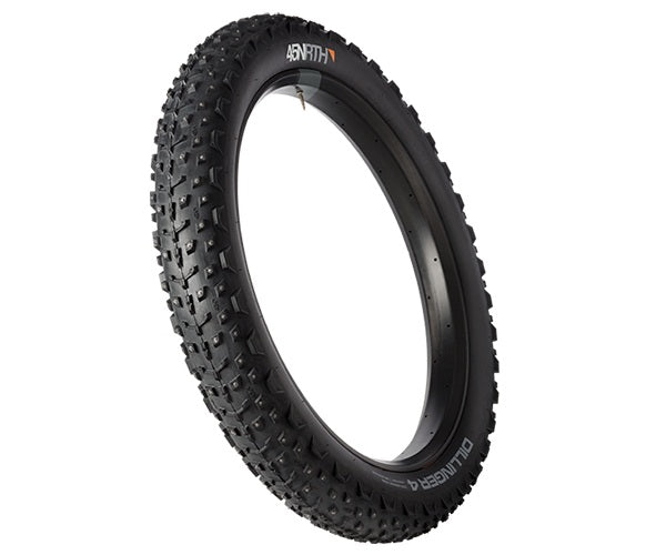 Pneu 45N Dillinger 4 Cloute Tubeless Ready 120tpi 26X4.00'' - 45N - Pieces de velo/Pneus/Fat bike - 210000011726