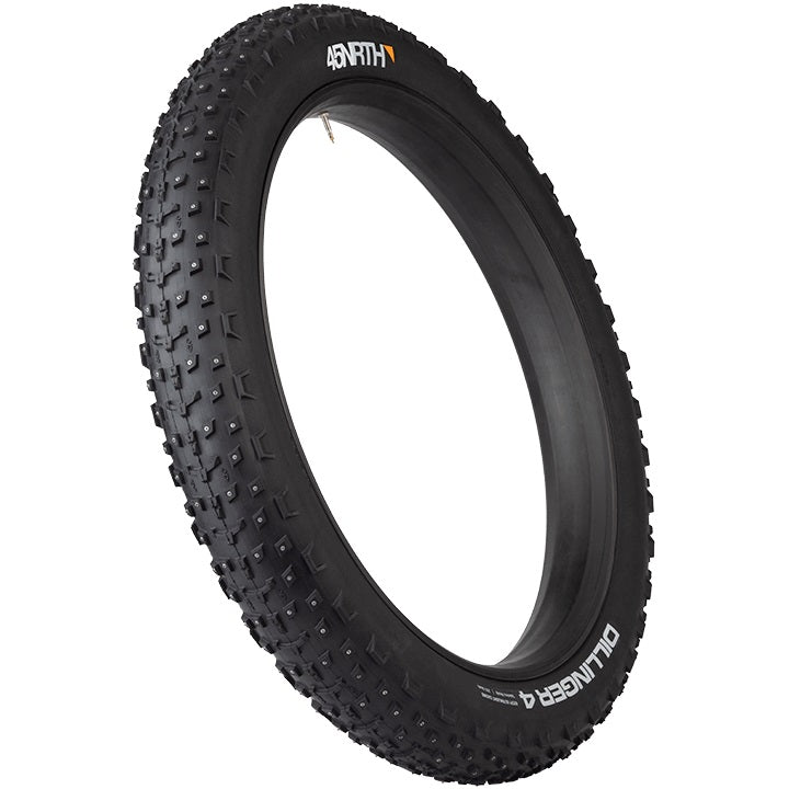 Pneu 45N Dillinger 4 Cloutable 27.5X4.00 Tubeless Ready - 45N - Pieces de velo/Pneus/Fat bike - 210000017788