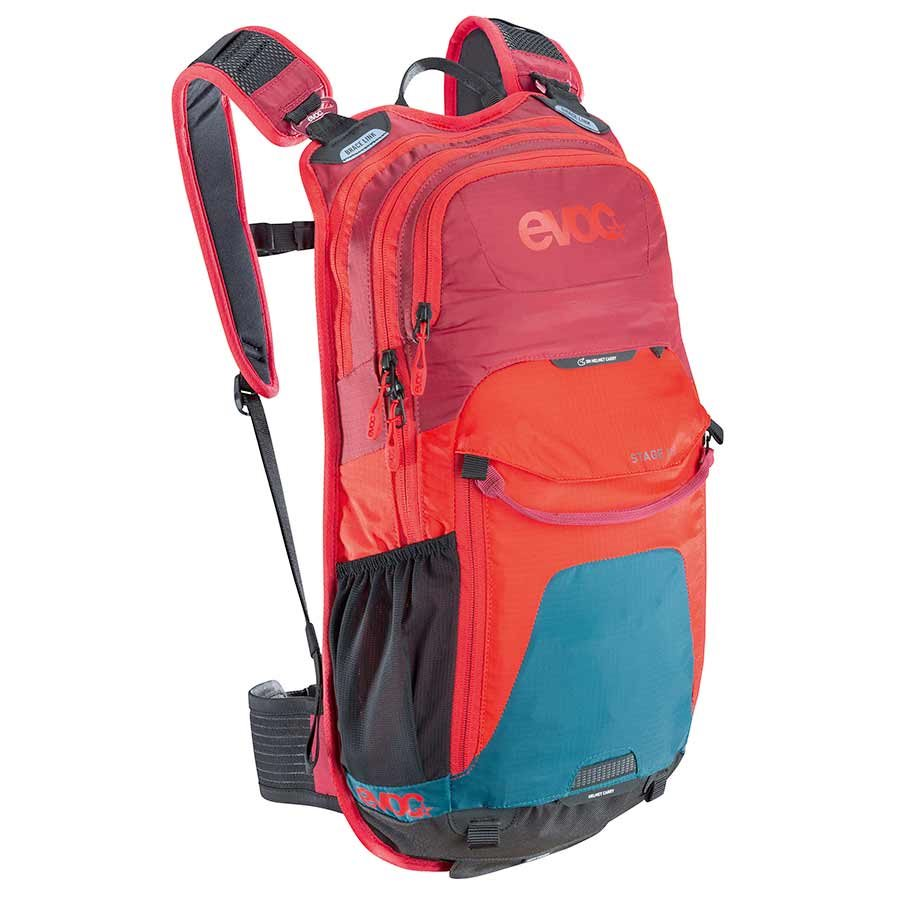 SAC EVOC STAGE 12L TECHNICAL PERFORMANCE RED