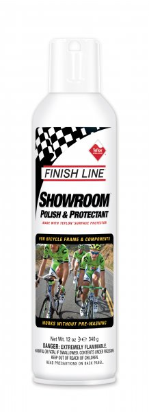 Cire Finish Line Showroom Aerosol 12oz - FINISH LINE - Accessoires de velos/Nettoyants et lubrifiants - 210000003722