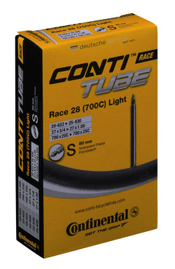 Tube Continental Light Presta - CONTINENTAL - Pieces de velo/Pieces de velo: Tubes - 210000005441