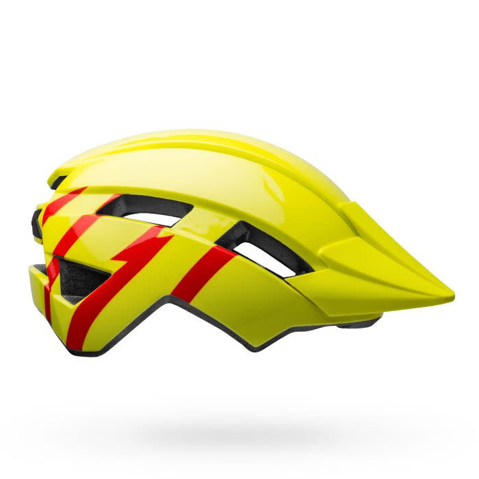 Casque Bell Sidetrack II Mips Yellow/Red Youth - BELL - Vetements/Vetements de velos/Casques/Casques: Enfants | Junior - 210000023654
