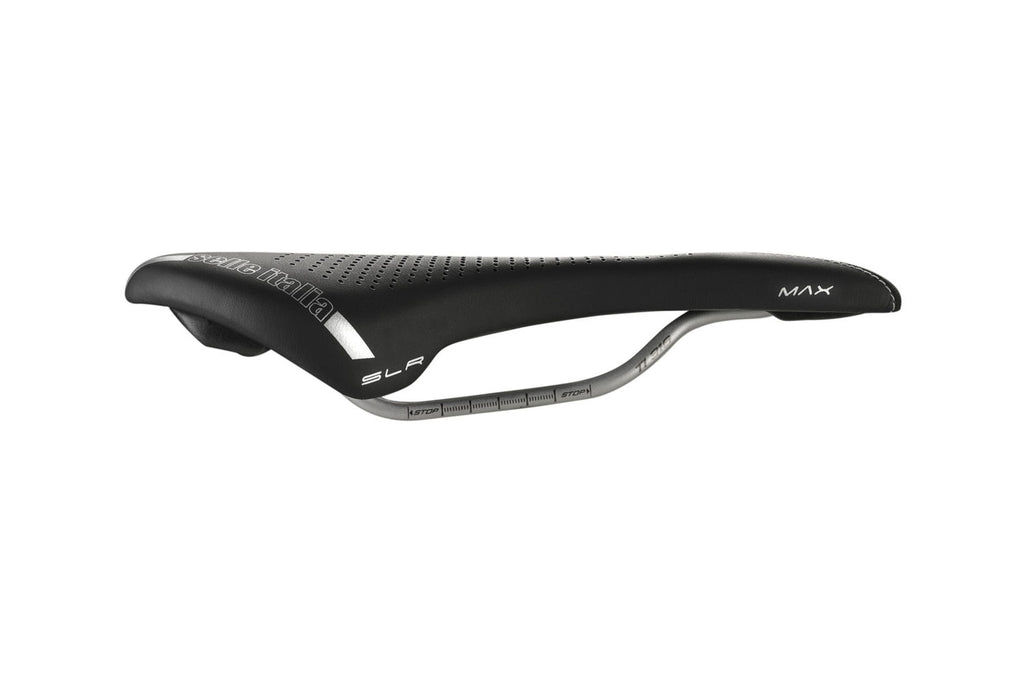 Selle Italia Max SLR Gel Superflow Blk Lrg