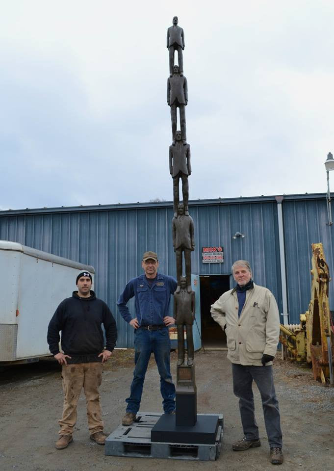 Mullany Sculpture Chosen for Museum Permanent Collection