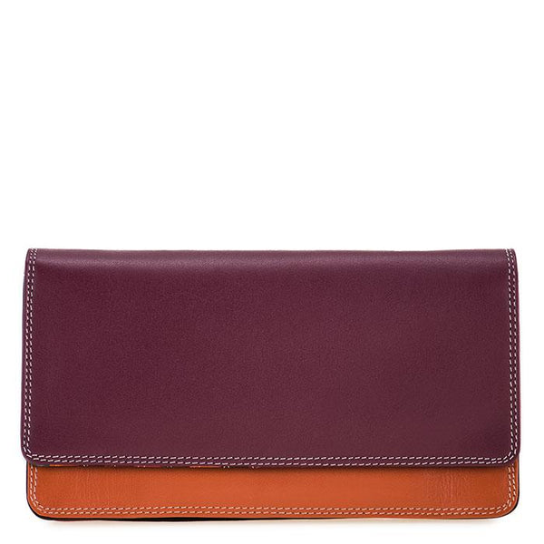 Medium Matinee Wallet Chianti - r. h. ballard shop