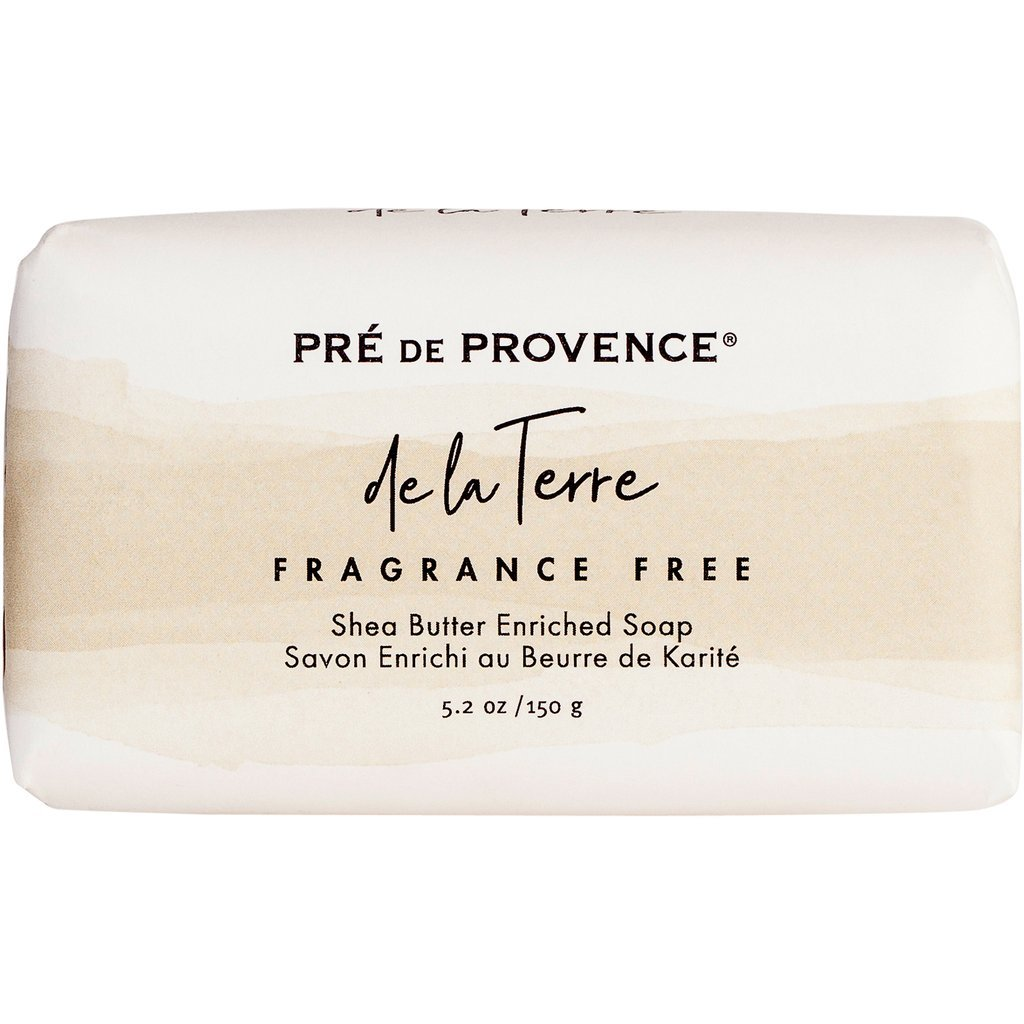 de la terre - Unscented Soap Bar 150G - r. h. ballard shop