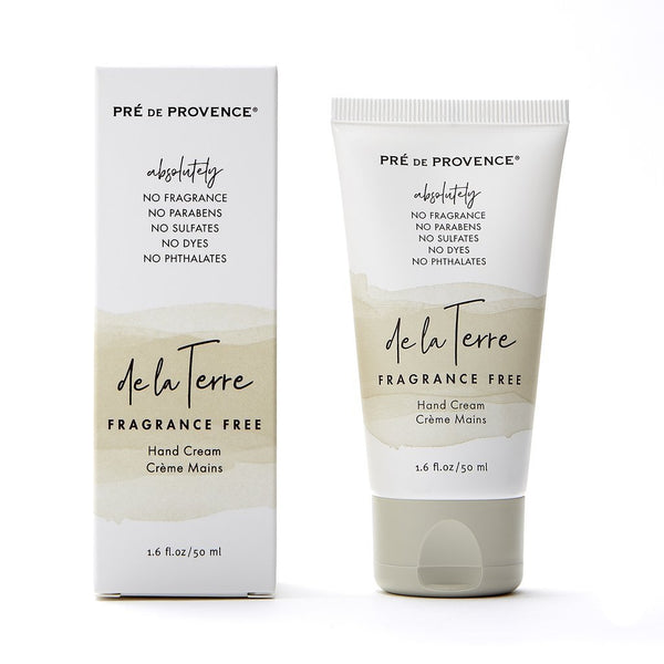 de la Terre - Unscented Hand Cream 50ml - r. h. ballard shop