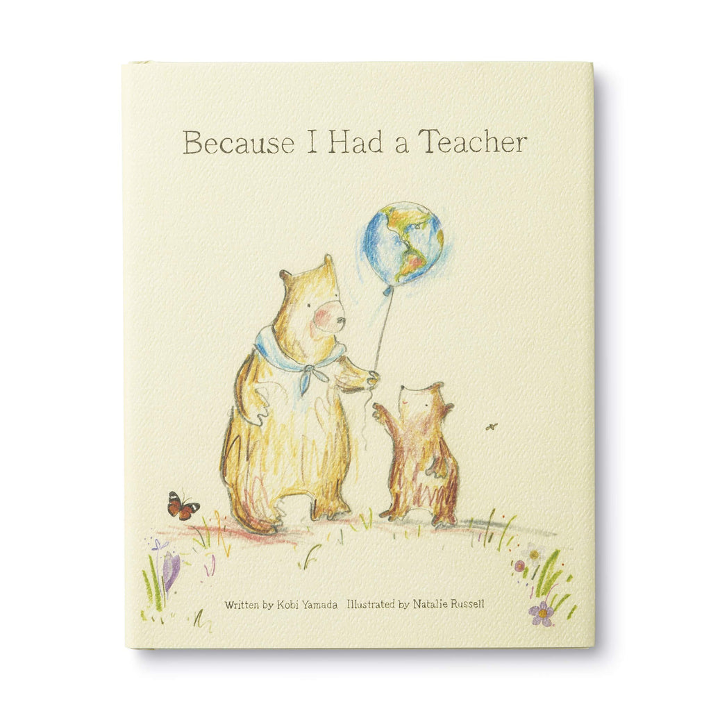 Because I Had a Teacher - r. h. ballard shop