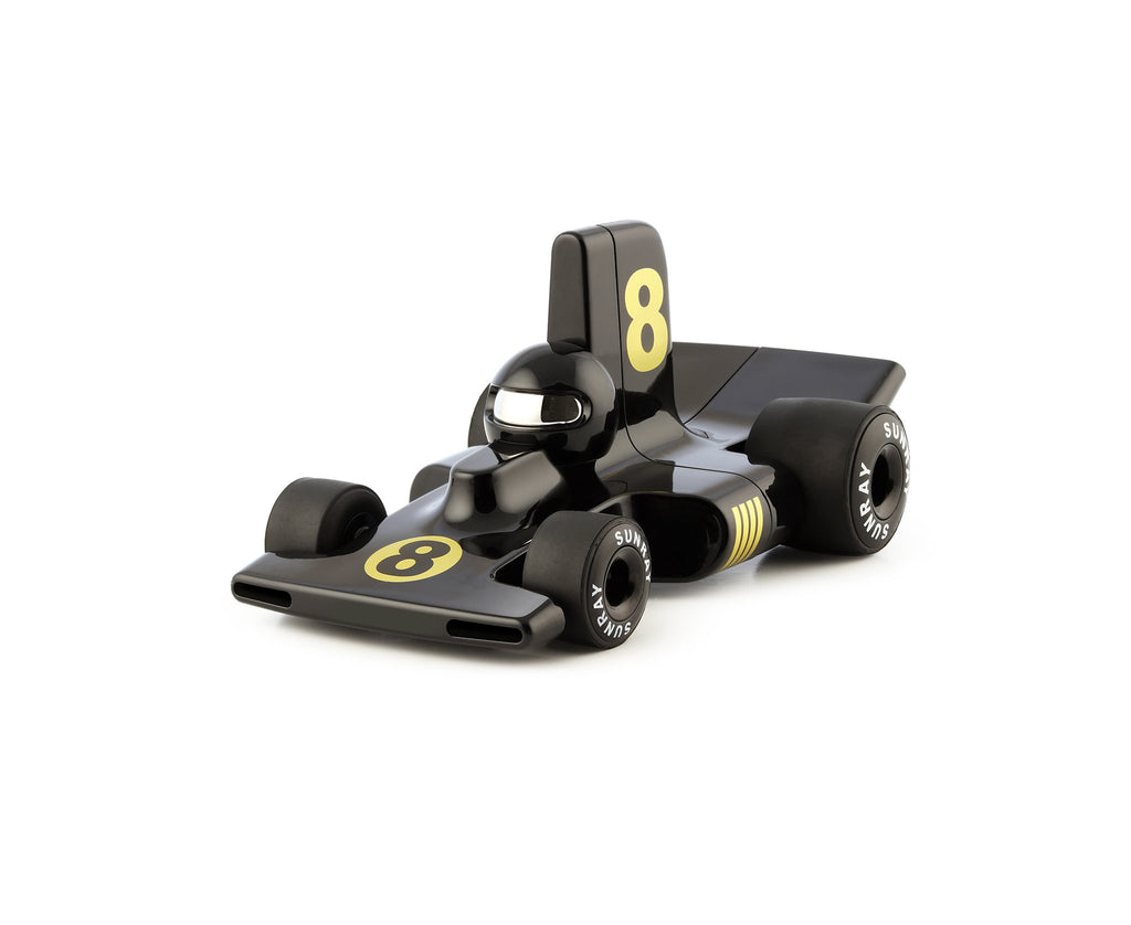 Velocita Black Race Car - r. h. ballard shop