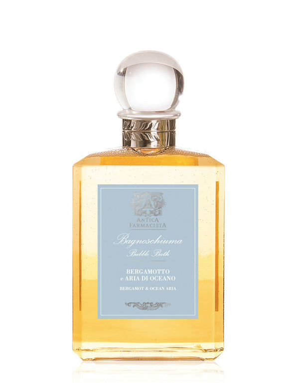 Bergamot and Ocean Aria Bubble Bath - r. h. ballard shop