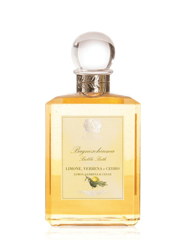 Lemon, Verbena, and Cedar Bubble Bath - r. h. ballard shop