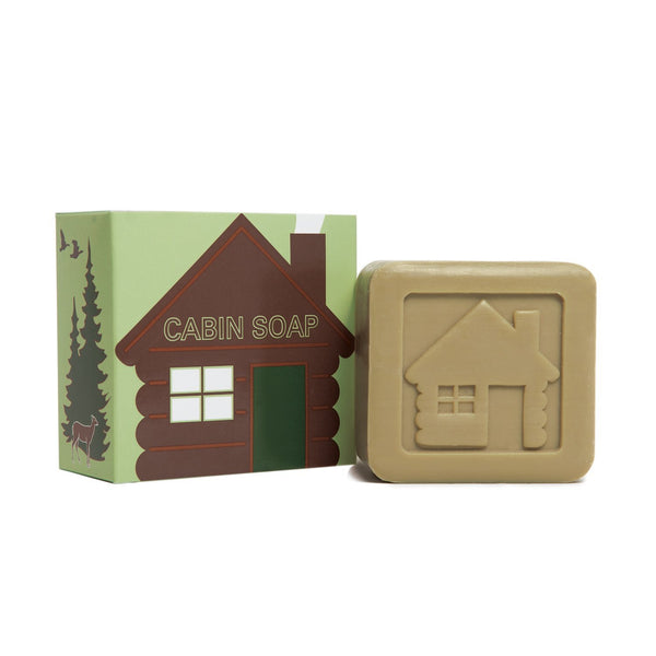 Cabin Soap - r. h. ballard shop