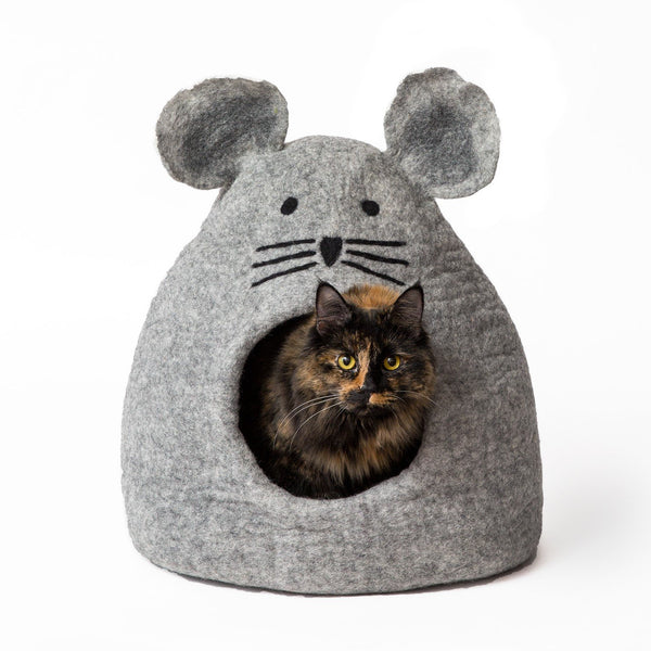 Mouse Cat Bed - r. h. ballard shop