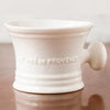 Ceramic Shaving Scuttle - r. h. ballard shop
