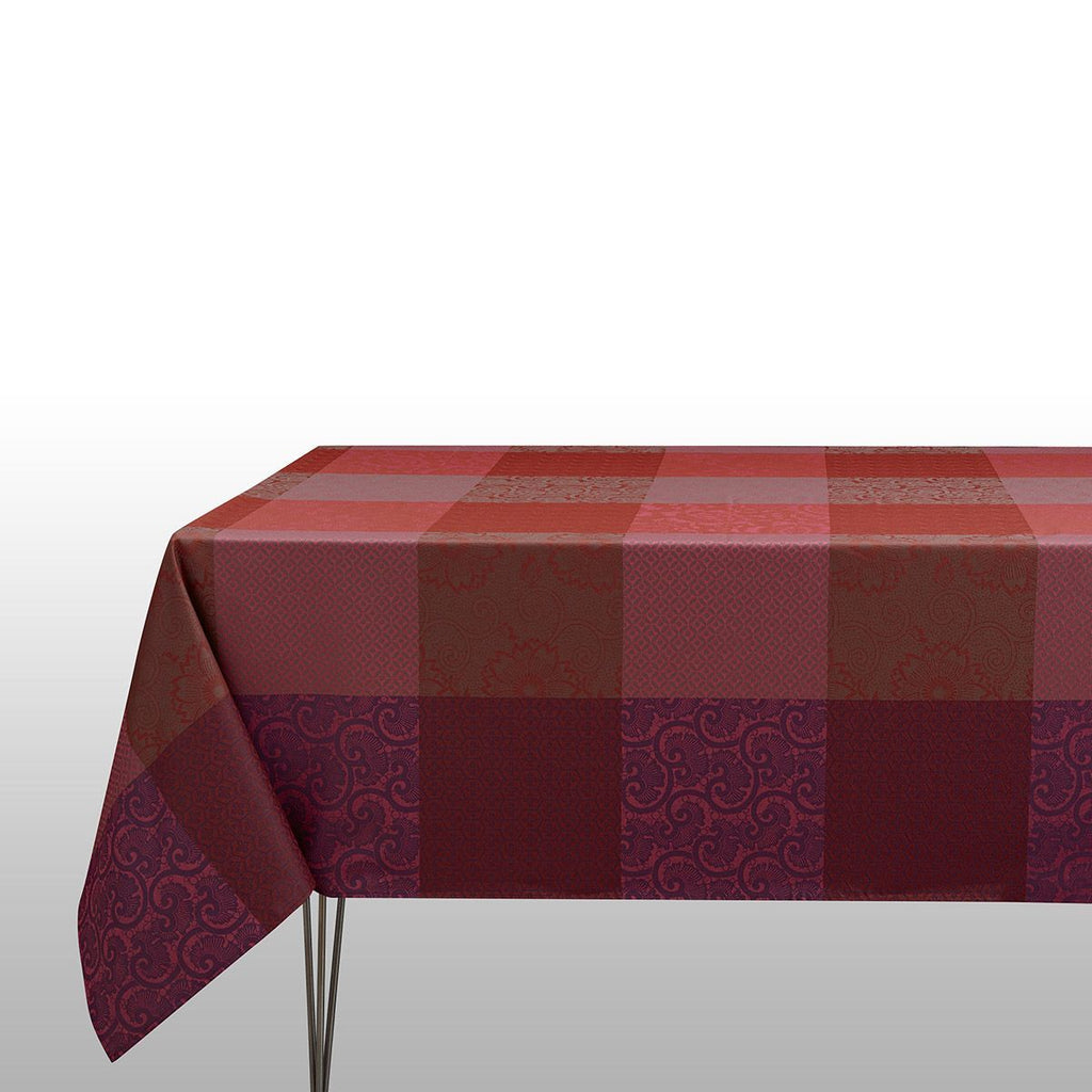 Fleurs de Kyoto Maple Coated Tablecloth - r. h. ballard shop