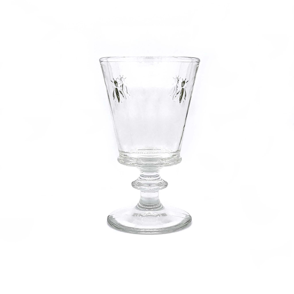"French ""Bee"" Water Glass 12 oz - r. h. ballard shop"